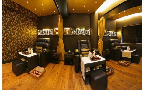 Recliner digital spa design mumbai