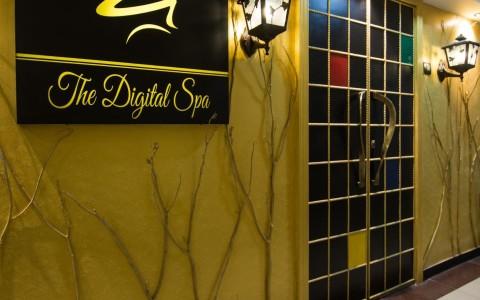 Entrance digital spa design mumbai